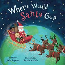 Where would santa go